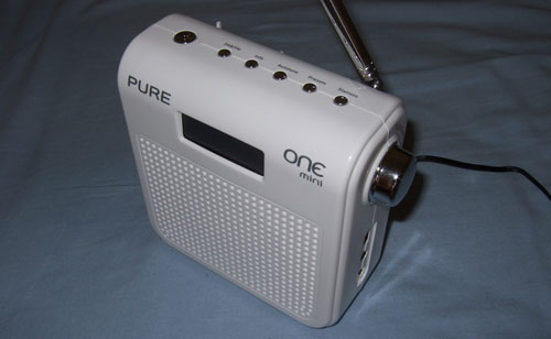 Pure One Mini Dab Radio 1