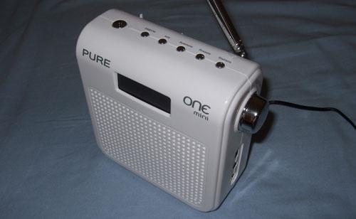 Pure One Mini Dab Radio 1